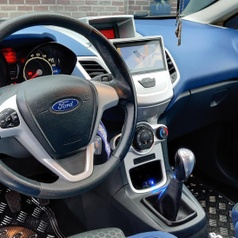 Ford Fiesta  competition audio upgrade